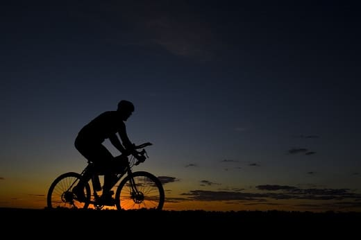 Cycling to lose Belly Fat