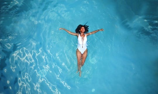 Swimming to Burn belly fat