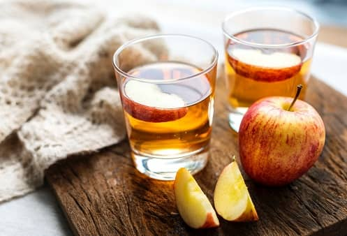 Apple Cider Vinegar Home Remedy for Pimples on Face