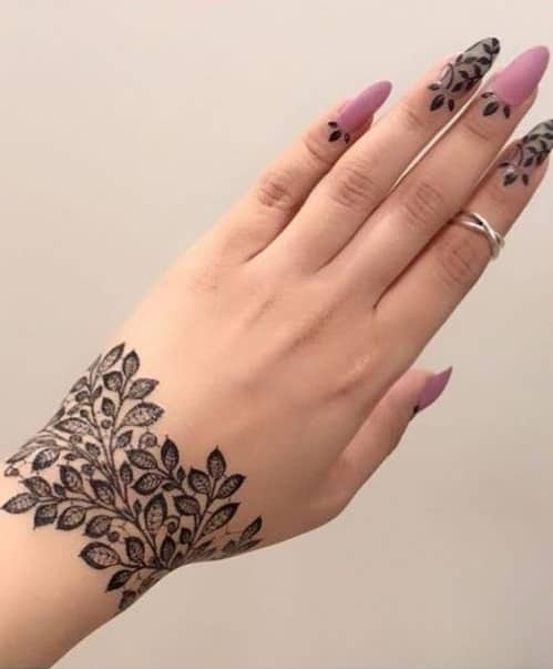 Henna Quick Stylish Mehandi Wrist: Top 25 Simple And Beautiful Mehndi Designs To Inspire You