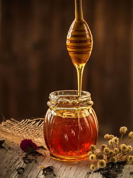 Honey Natural Cure for Pimples