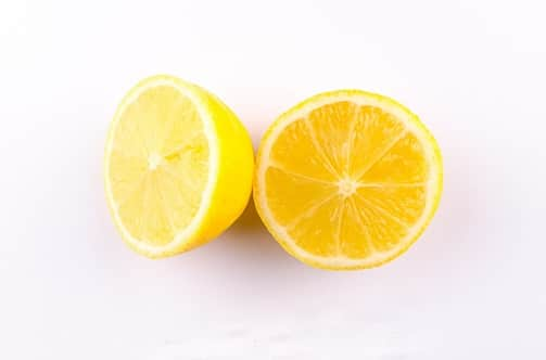 Lemon Natural Cure for Acne