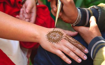 Mehndi and Henna Designs Cover