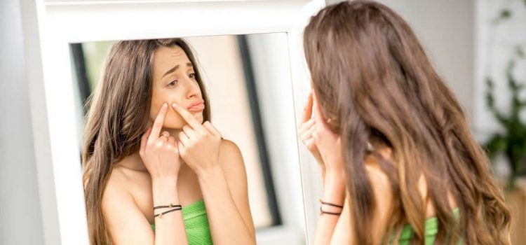 Acne Scars Pimple Marks Cover