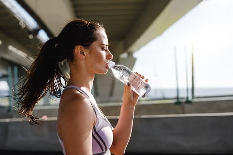 Drink Water for Naturally Glowing Skin