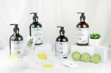Use Organic and Natural Hair Products