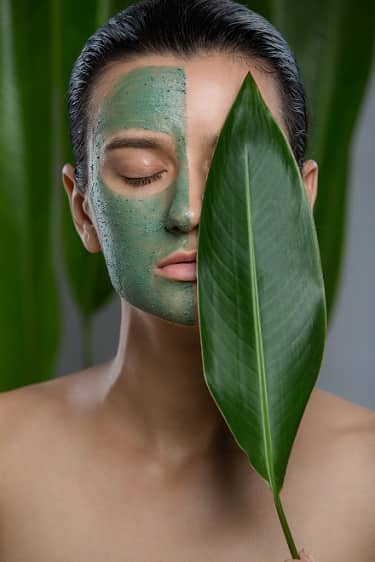 Aloe Vera Mask for Skin