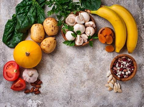 Nutrition for Skin and Body
