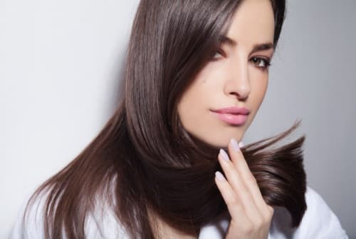 Almond Oil for Healthy and Shiny Hair