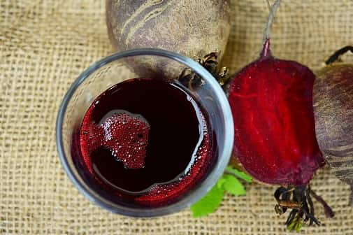 Beetroot Juice Hair Growth Remedy