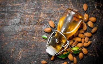 Almond Oil and Almonds Benefits