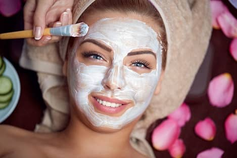 Natural Face Cleanser Mask for Acne