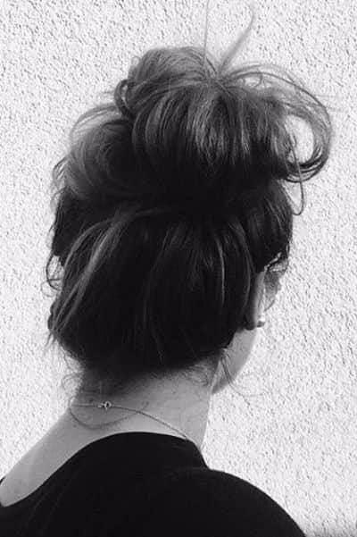 Chic Voluminous Updo